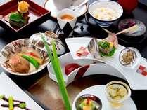 和食コース【梅花】内容は季節に応じてご変更致します。(※写真はイメージです。)