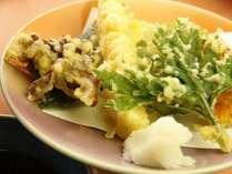 夕食-天ぷら盛合せ