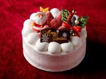 ◎メリークリスマス☆今夜は特別にホールのクリスマスケーキをプレゼント♪