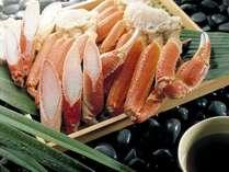 【さあ北海道満喫するぞっという方に◎】≪蟹!蟹!蟹!の蟹三昧♪≫タラバにズワイに毛蟹!満腹、大満足♪