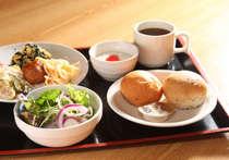 【朝食無料】毎日限定!人気のお部屋が朝食サービス♪