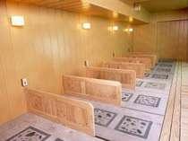 3階岩盤浴場「シュタインテラピー」 ○通常旅金@1,944円    ※ご宿泊特典の特別料金があります