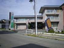 *【外観】ご高齢者様向けの安心サポートが満載なホテルアタゴへようこそ!