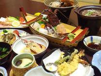 ■漁火膳■夕食例