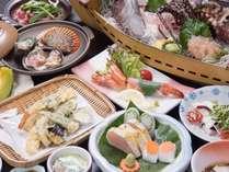 *夕食(漁火膳)