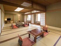 【和室20畳】グループ旅行や家族旅行にオススメの20畳の大部屋(バスなし)