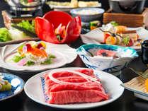 【前沢小形牧場牛と季節の和食膳】 「前沢小形牧場牛」をメインとした季節の和食膳。※イメージ