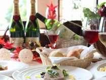 夕朝のお食事はレストラン『Petit Poche(プチ ポッシュ)』で。