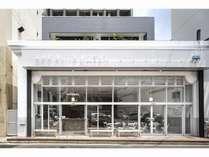 〈外観〉JR小倉駅より徒歩10分。内装にこだわったデザイナーズホテルに泊まってみませんか。
