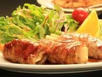 夕食~お肉料理~