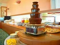 ■ビュッフェ チョコレートファウンテンイメージ