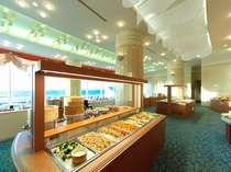 三河湾が一望「バイキングレストラン」イメージ
