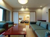 ■デラックス和室<10畳+リビング>