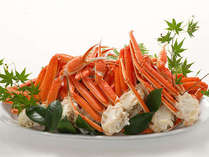 ■ビュッフェ《ずわいがに食べ放題》ジューシーで甘みたっぷりずわい蟹を思う存分召し上がれ!