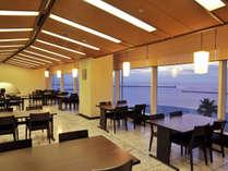 ≪ディナーダイニングレストラン 岬≫渥美半島の食材を中心に使ったお料理をお楽しみください。