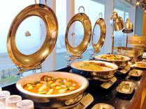 ≪ディナービュッフェ≫目の前に海が広がるレストランで渥美半島の食材をお楽しみください。