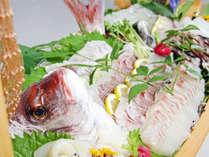 ≪ディナービュッフェ≫お刺身の舟盛りなど新鮮な魚介がいっぱい!