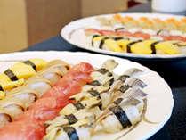 ≪ディナービュッフェ≫季節に合わせた渥美半島の食材をお楽しみください。