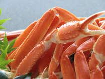 ≪ずわい蟹食べ放題≫ジューシーで甘みたっぷりずわい蟹!