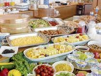 ≪朝食バイキング≫1日の始まりは美味しい朝食でおもてなし