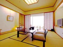 ◆スタンダード和室(8畳)畳でゆっくりくつろぎたいというお客さまにおすすめです。