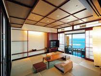 ◆オリエンタルスイート(66平米/エグゼクティブフロア)ゆったりとおくつろぎいただける和洋室