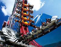 *当館から富士急ハイランドまで車で20分ほどです。みんなで山中湖へGO~♪