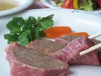 仙台和牛のカットステーキ