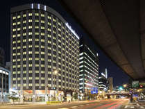 上野駅の目の前なので夜でも安心♪