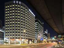 <外観>三井ガーデンホテル上野