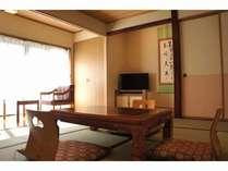 10畳和室+広縁シャワートイレ付