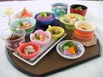 60歳以上悠遊フ°ラン日本料理