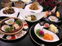 中国料理『彩賓楼』【ランチ】11:30~14:30(L.O14:00)【ディナ-】17:30~22:00(L.O21:00)