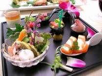 繊細で丁寧な日本料理☆ヘルシーなお食事はどこか懐かしさも感じさせる味