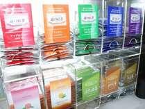 ご朝食バイキングの紅茶。紅茶好きもうならせる繊細なお味。