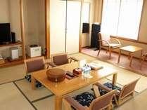 ゆったりとおくつろぎいただける和室8畳+浴室+トイレ(ユニットバスではありません)