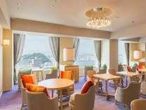 【特別階クラブフロア】海と夜景と寛ぐ贅沢な時間 中四国最大級クラブラウンジ特典付