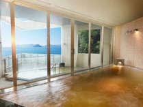 瀬戸内海を臨む 広島温泉「瀬戸の湯」