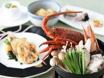【平日限定★2食付がお得】上層階選べる冬の美食ディナー付