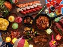 【お盆期間特別】ビアホール de BON DANCE!飲み食べ放題 夏祭り