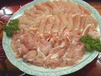 【地鶏料理プラン】里山での昔からのご馳走♪地鶏のすき焼き♪地鶏は熊野地鳥