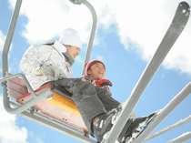 冬はスキー・スノボ・ウェア・ギアがレンタル無料。ホテル⇔スキー場間は無料送迎バス運行!