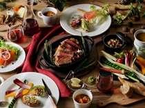2017年4月22日リニュ-アルオープン。上質なオードブルとカラフェでワインをカジュアルに楽しむ食卓。