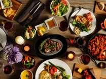 ビュッフェ&グリルレストラン「YYグリル」夕食ビュッフェイメージ