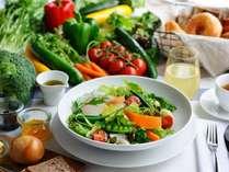 ビュッフェ&グリルレストラン「YYグリル」朝食ビュッフェイメージ