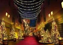 クリスマスのピーマン通り(イメージ)