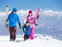 スキー・雪遊びはアフタースキーも楽しめるリゾナーレ八ヶ岳へ!