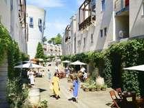 四季折々で多彩なイベントが開催されるリゾナーレ八ヶ岳。