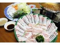アグーの里からの贈り物~【やんばる島豚アグーと旬野菜しゃぶしゃぶ】 -名護市アグーの里宣言記念-