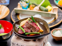 【神着】地元でとれた野菜や魚などといった「旬」の新鮮食材を用いて上質な和の美食を彩ります